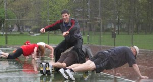 Ottawa Boot Camp for YSB