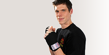 Kickboxing Classes - Burke Cleland - Fitness Trainer