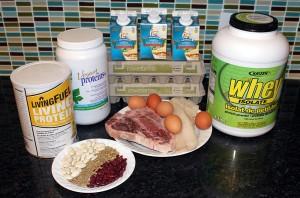 Nutrition - Lean Protein - Burke Cleland, Ottawa Personal Trainer