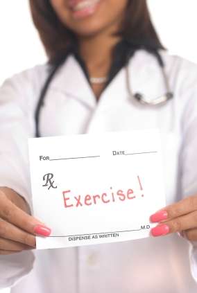 dr exercise prescription
