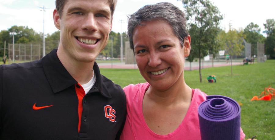 Ottawa Personal Training Testimonial Maria - Burke Cleland