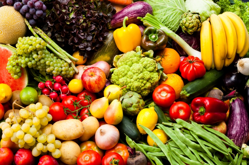 The Perfect Nutrition Shake - Assortment of Fruits and Vegetables - Ottawa Nutrition Coaching