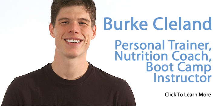 Ottawa Personal Trainer, Nutrition Coach, Boot Camp Instructor - Burke Cleland