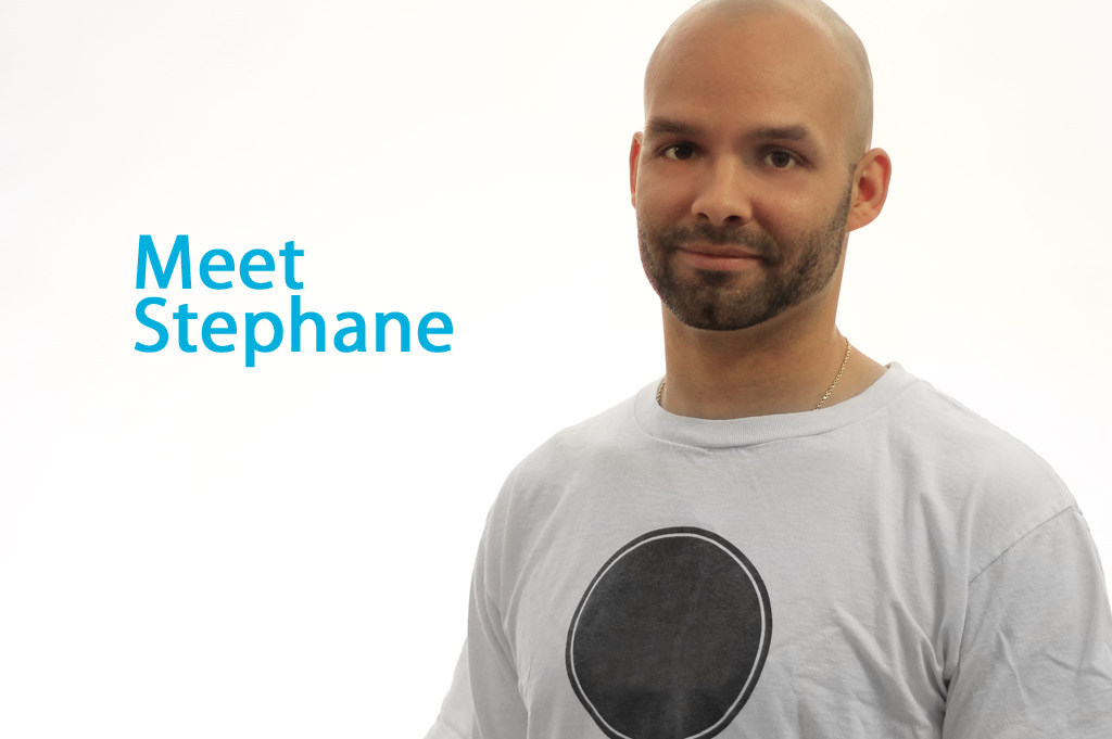 Ottawa Personal Trainer Stephane Bernadel